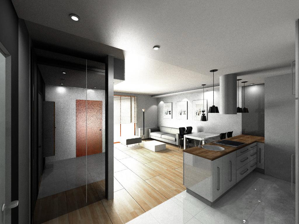 Lukadesign Com Pl Kuchnie Otwarte